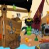 Ninjas vs Pirates Hidden Object
