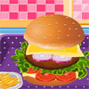Cooking Hamburger Yummy