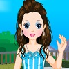 Little Girl Eva Dressup