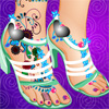 Fabulous Foot Makeover