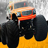3D Urban Monster Truck